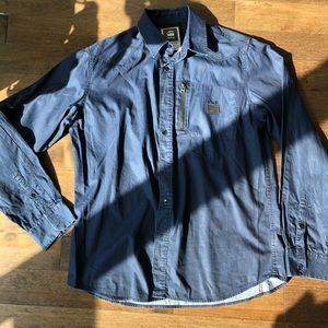 G-Star button up shirt